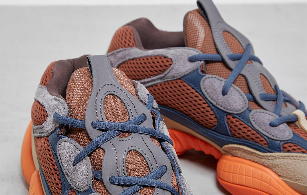 Adidas Yeezy 500 Enflame foto 4