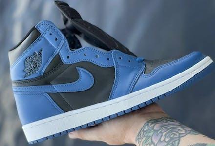 Air Jordan 1 High OG Dark Marina Blue Foto 1