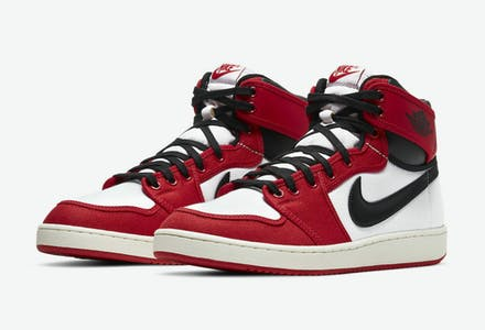 Air Jordan 1 KO Chicago foto 1
