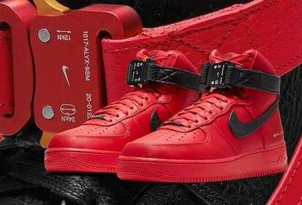 Alyx Nike Air Force 1 High Foto 1