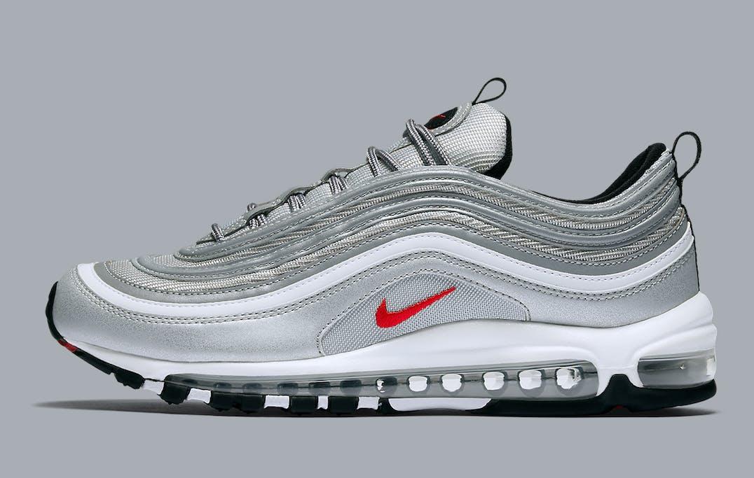 Nike Air Max 97 Silver Bullet Foto 1