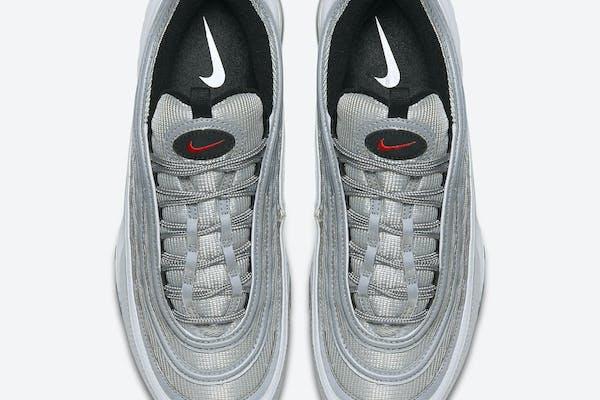 Nike Air Max 97 Silver Bullet Foto 4