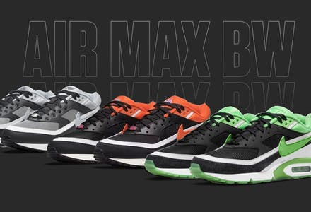 Nike Air Max BW Los Angeles lyon rotterdam sneaker squad