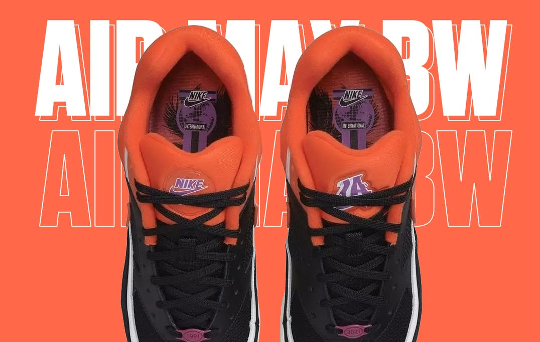 Nike Air Max BW Los Angeles sneaker squad v4