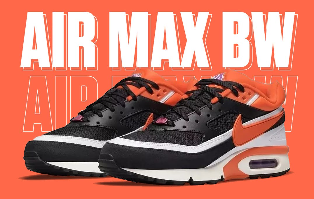Nike Air Max BW Los Angeles sneaker squad
