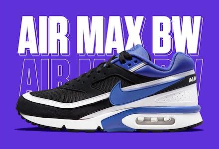 Nike Air Max BW Persian Violet sneaker squad