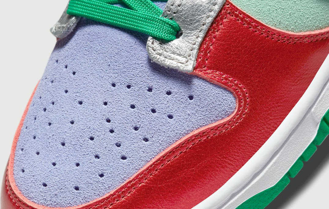 Nike Dunk Low Sunset Pulse foto 7