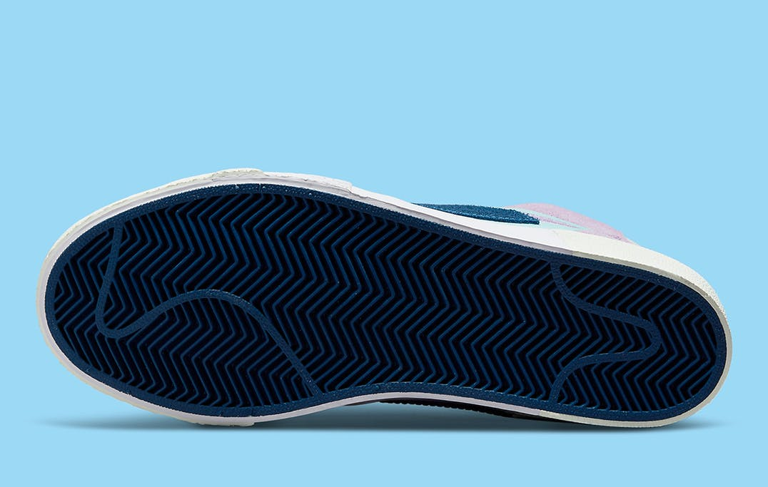 Nike SB Blazer Mid Mosaic foto 6