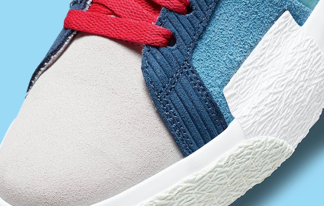 Nike SB Blazer Mid Mosaic foto 7