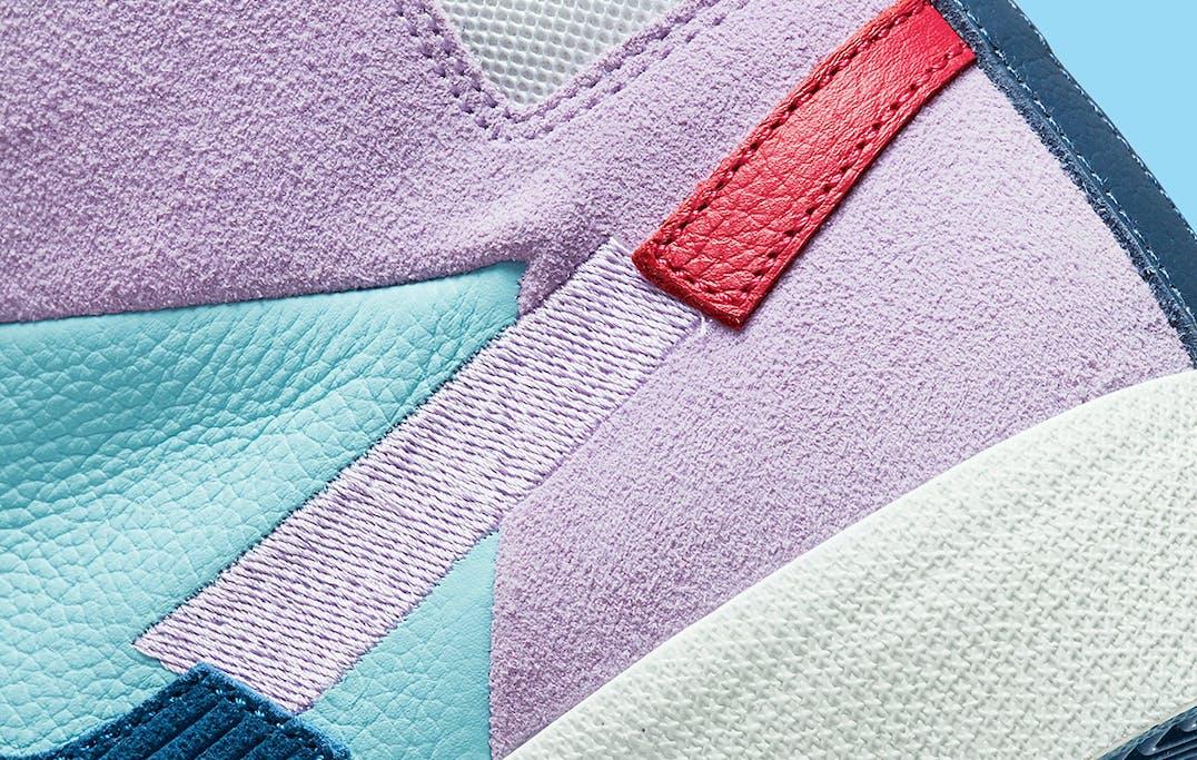 Nike SB Blazer Mid Mosaic foto 8