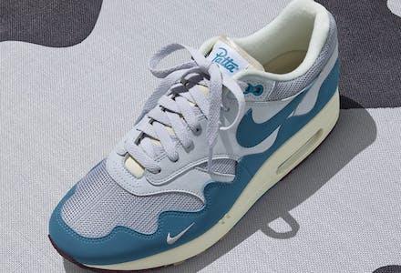 Patta x Nike Air Max 1 Noise Aqua Foto 1