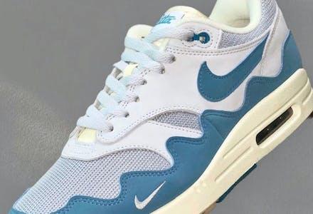 Patta x Nike Air Max 1 Noise Aqua