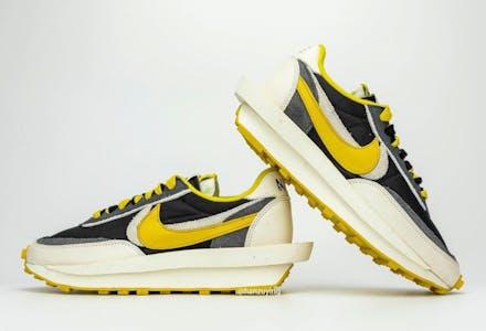 Sacai x Undercover x Nike LD Waffle Bright Citron foto 1