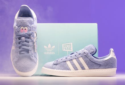 South Park x Adidas Campus 80 Towelie