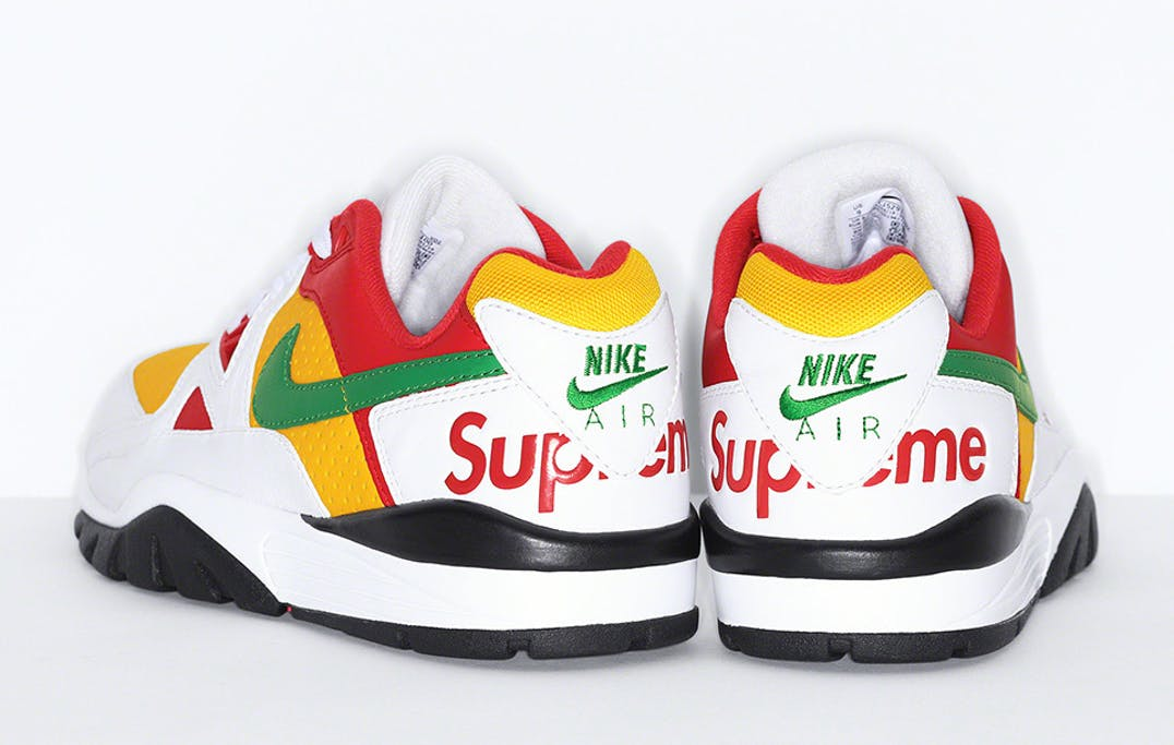 Supreme x Nike Cross Trainer Low Foto 10
