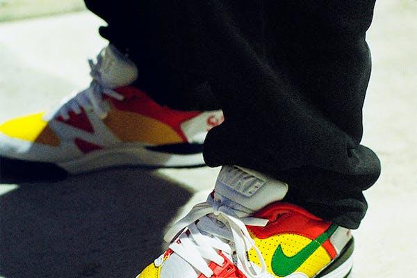 Supreme x Nike Cross Trainer Low Foto 11