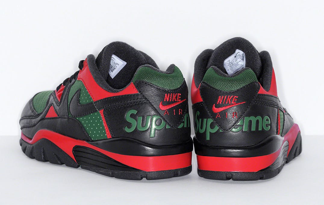 Supreme x Nike Cross Trainer Low Foto 6