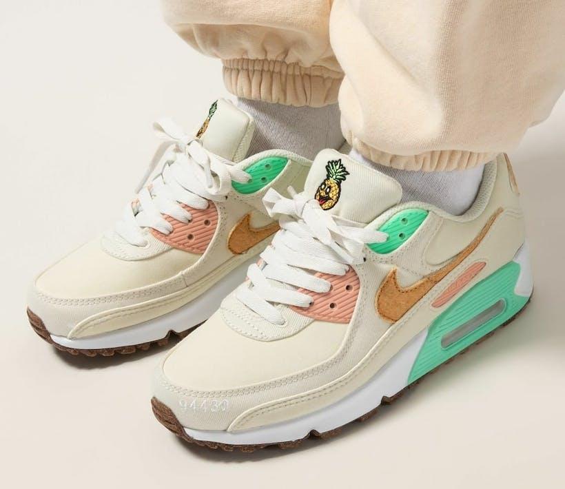 "Check de Nike Air Max 90 ""Happy Pineapple"""
