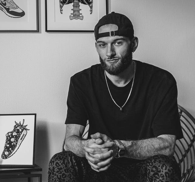 Interview sneaker squad sven dekker hyprints