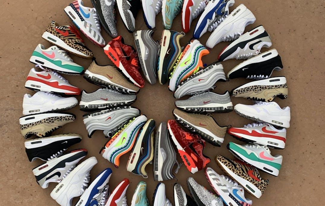 Sneaker abc waar betekent colorway