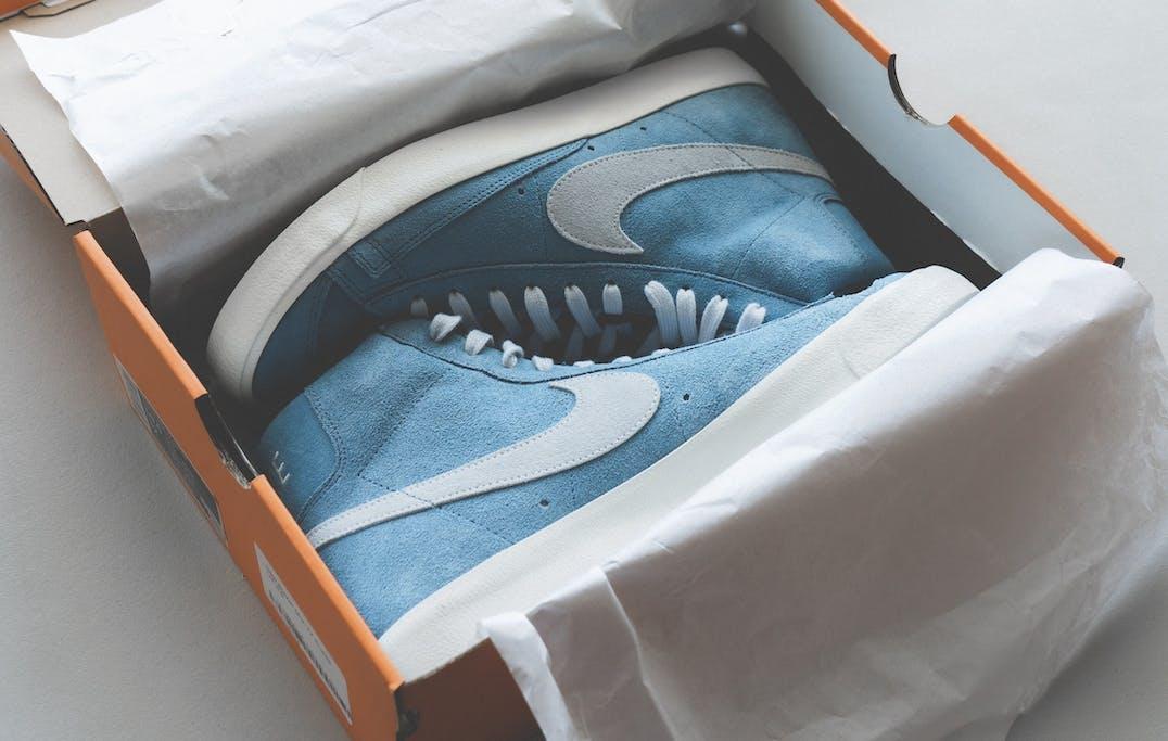 Sneaker abc waar staat BNIB voor