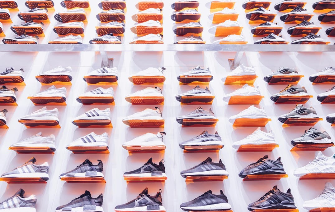 Sneaker abc waar staat FSR voor full size run