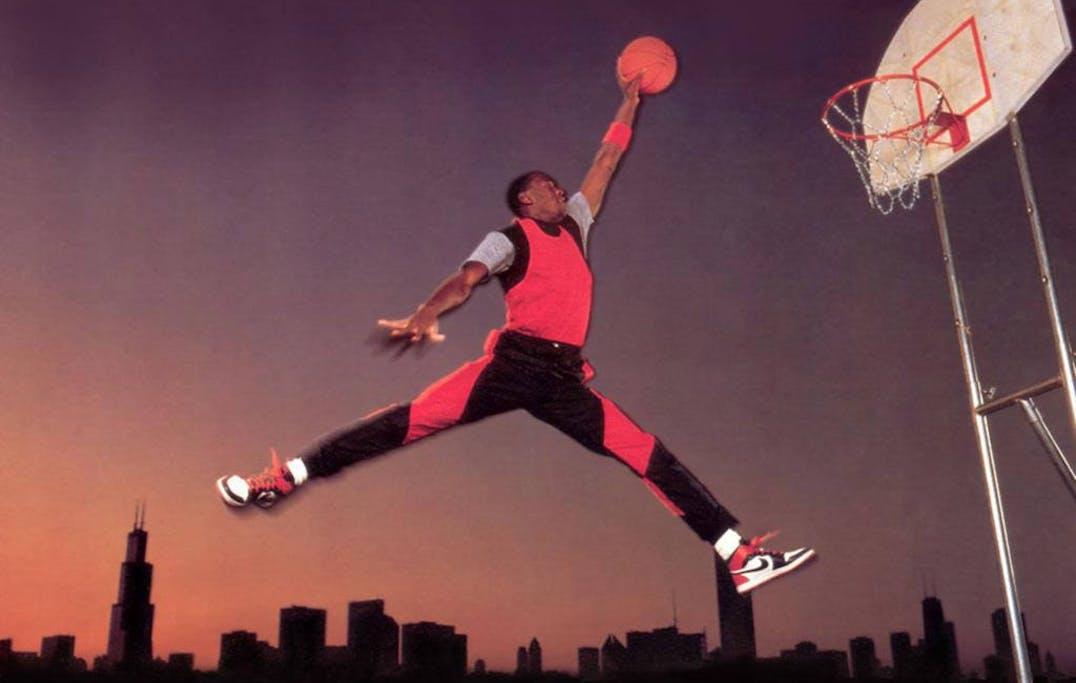 Sneaker abc wat betekent jumpman
