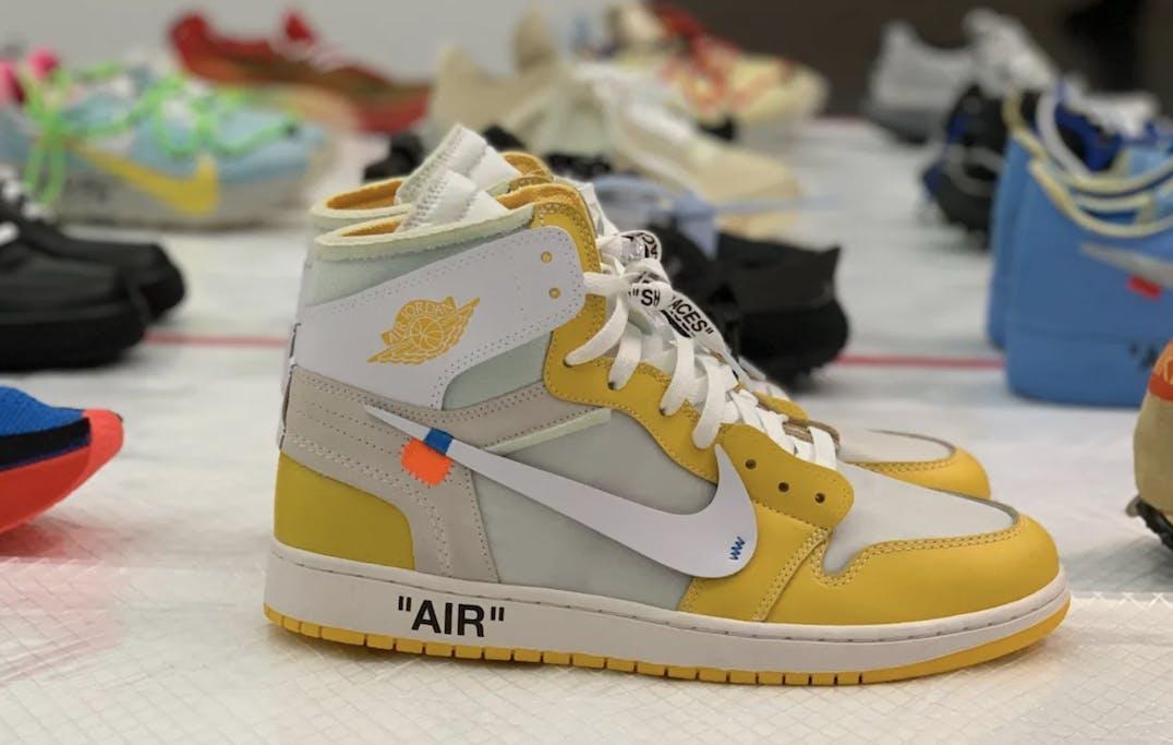 Sneaker abc wat is een sample