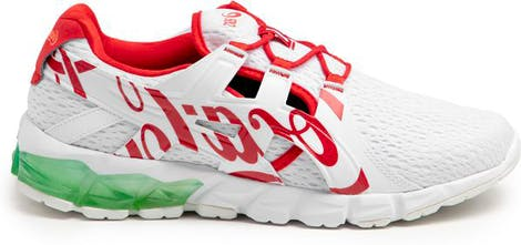 "1023A062-100 Coca-Cola x Asics Gel-Quantum 90 Tokyo ""White"""