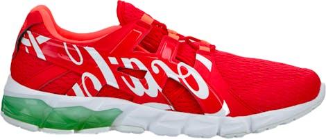 """1023A062-600 Coca-Cola x Asics Gel-Quantum 90 Tokyo """"Red"""""""