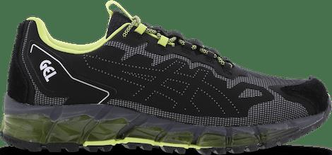 1201A258-001 Asics Gel-Quantum 360-6 -  - Black - Textil, Synthetisch - Maat 40 - Foot Locker