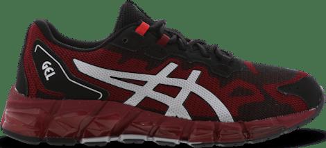 1204A001-600 Asics Gel-Quantum 360 5 -  - Red - Textil, Synthetisch - Maat 36 - Foot Locker
