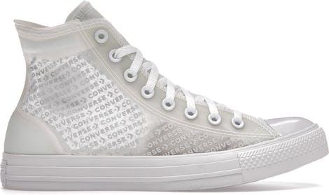 165609C Converse Chuck Taylor All-Star Hi Translucent White