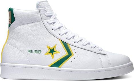"167061C Converse PRO LEATHER MID ""Boston Celtics"""