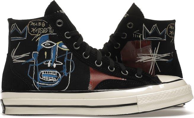 172585C Converse Chuck Taylor All-Star 70 Hi Basquiat Kings of Egypt III