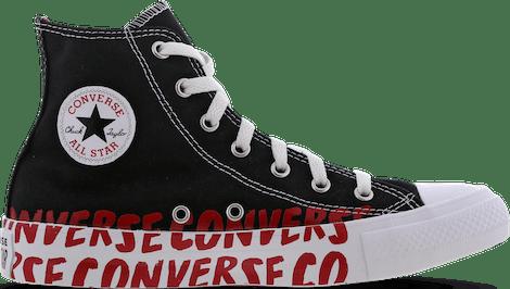 273154C Converse Chuck Taylor All Star Hi -  - White - Canvas - Maat 36 - Foot Locker