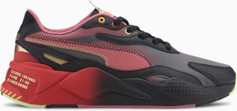 374313-01 Puma RS-X 3 Sonic The Hedgehog Black Red