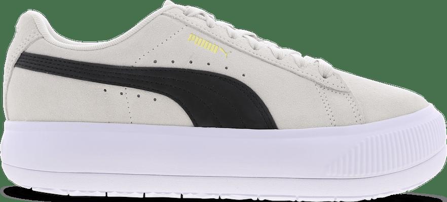 380686-01 Puma Suede Mayu -  - White - Leer - Maat 36 - Foot Locker