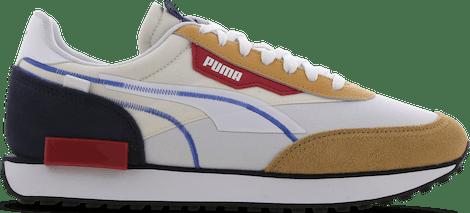 381052-14 Puma Future Rider -  - White - Maat 39 - Foot Locker