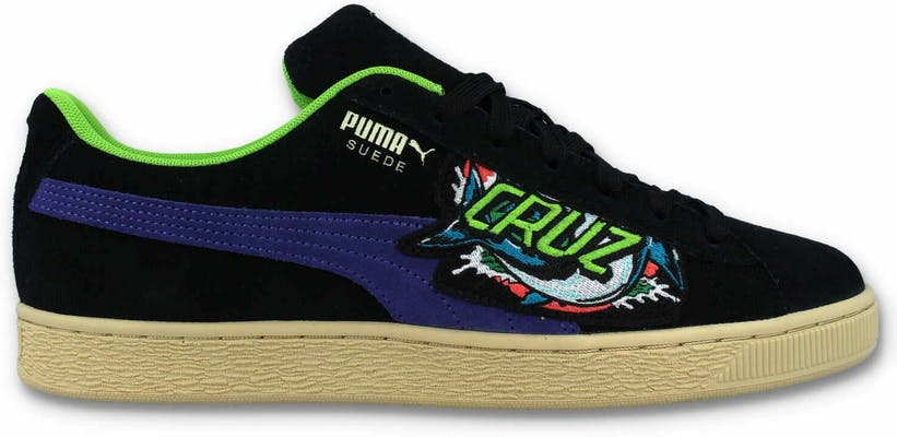 381905-01 Puma Suede x Santa Cruz Shark