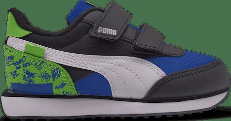 382856-01 Puma Future Rider -  - Blue - Maat 32 - Foot Locker