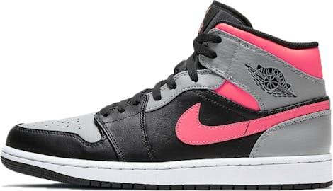 554724-059 Jordan 1 Mid Pink Shadow