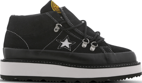 566163C Converse One Star Fleece Lined Boot
