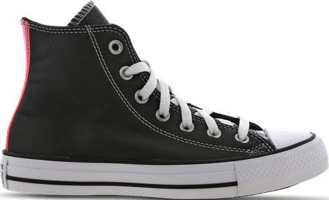 570650C Converse Chuck Taylor All Star High -  - Black - Textil - Maat 35 - Foot Locker