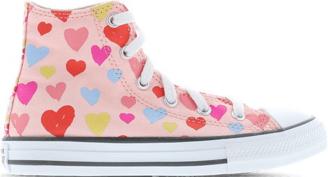 671608C Converse Always On Hearts Chuck Taylor All Star