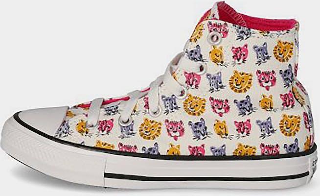 671706C Converse Jungle Cats Chuck Taylor All Star