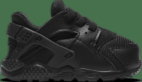 704950-016 Nike Air Huarache Run Triple Black (TD)