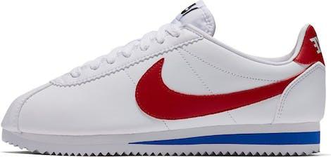 "807471-103 Nike Wmns Classic Cortez Leather ""White"""
