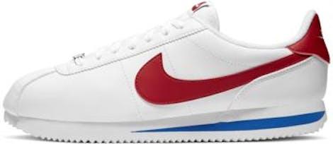 """819719-103 Nike CORTEZ BASIC LEATHER """"White"""""""