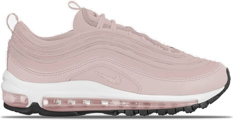 921733-600 Nike Air Max 97 Barely Rose Black Sole (W)